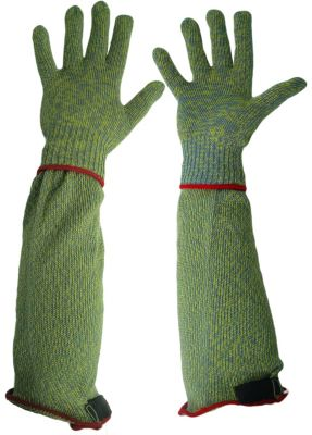 Cut Resistant Gloves and Sleeves